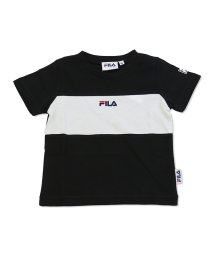 FILA/FILA/フィラ 3段切替半袖Tシャツ/503280851