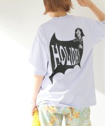 JOURNAL STANDARD/【HOLIDAY/ホリデイ】SUPER FINE DRY POCKET T:カットソー/503281048