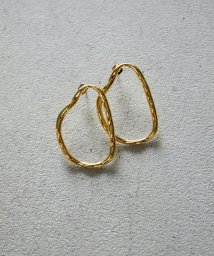 Adam et Rope Le Magasin/ニュアンスタイニーリングピアス/502943022