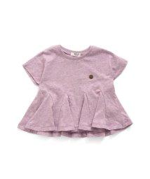 BREEZE/ペプラムTシャツ/503069160