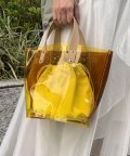 And Couture/【WEB限定】配色PVCバッグ/503179135