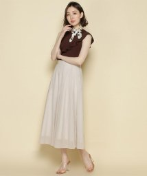 And Couture/シフォンサーキュラースカート/503216068
