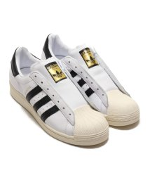 adidas/アディダス adidas adidas SUPERSTAR LACELESS (WHITE)/503273746