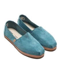 TOMS/トムス TOMS TOMS ALPARGATA LEATHER WRAP (BLUE)/503279660
