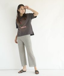 FIKA./FIKA. Dry touch rib knit Pants/503201763