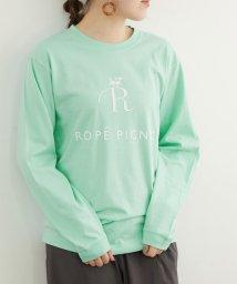 ROPE' PICNIC/天竺ロゴ入りプルオーバー/503245667