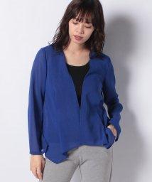LAPINE BLANCHE/【セットアップ対応】フェールドゥスモン羽織りジャケット/503278589