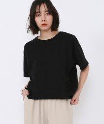 coen/梨地サイドタックTシャツ/503282299