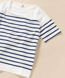SHIPS MEN/SC: トリコット ボートネック Tシャツ/503283678