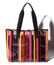 LeSportsac/CLEAR 2 IN 1 TOTE レディアントキーズ/LS0024035