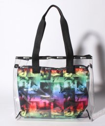 LeSportsac/CLEAR 2 IN 1 TOTE サンディキーズ/LS0024039