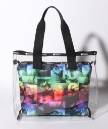LeSportsac/MED CLEAR 2 IN 1 TOTE サンディキーズ/LS0024040