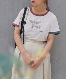 179/WG/シロクマフォトリンガーTシャツ/503245549