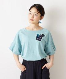 FURIFU/【セットアップ対応商品】パパゲーノ刺繍Tシャツ/503250109