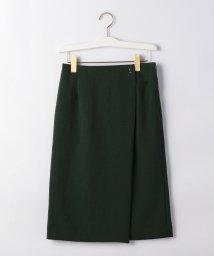 green label relaxing/[手洗い可能] CB PE ラップライク スカート/503267958
