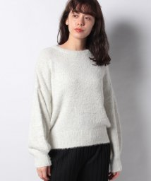 NICE CLAUP OUTLET/ 【natural couture】キラキララメミニシャギーニット/503268250
