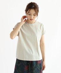 LASUD/[MICA&DEAL] 【手洗い可】ワンウオッシュ加工TEE/503282578