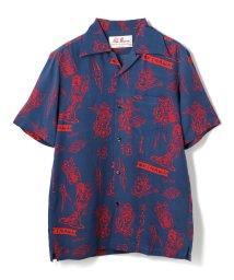 GARDEN/Aloha Blossom/アロハ ブロッサム/LUCKY/アロハシャツ/503283982