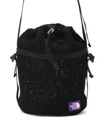 BEAVER/THE NORTH FACE PURPLE LABEL/ザ・ノースフェイス パープルレーベル Mesh Bucket Shoulder Bag メッシュバケット/503284005