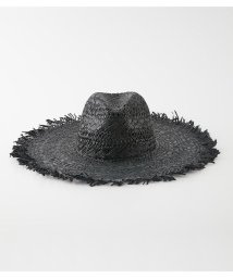 AZUL by moussy/WIDE BRIM FRINGE HAT/503284194