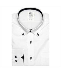 BRICKHOUSE/形態安定 ノーアイロン 半袖ワイシャツ ドゥエボットーニ ボタンダウン/503285661