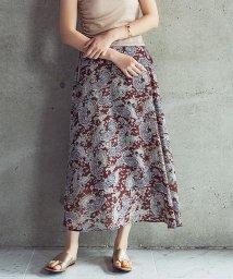 GROWINGRICH/[スカート]ペイズリー柄フレアスカート[200214]/503285802