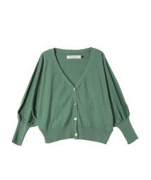 LAGUNAMOON/Organic cottonラグランスリーブカーディカ/503134621