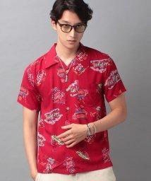 STYLEBLOCK/レーヨンアロハシャツ/503149737