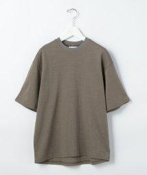 green label relaxing/CSM ソロテックス ラミー クルーネック 半袖 Tシャツ カットソー/503254888