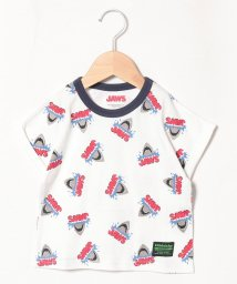 kladskap/【JAWS】 総柄プリントTシャツ/503267839