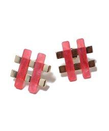 atmos pink/アトモスピンク シャープ ピアス TX/503279523