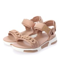 FITFLOP/フィットフロップ fitflop HEDA CHAIN BACK-STRAP SANDALS (Blush)/503285869