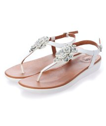 FITFLOP/フィットフロップ fitflop TIA CORSAGE BACK-STRAP SANDALS (Urban White)/503285870