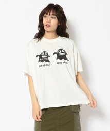 BEAVER/BOHEMIANS/ボヘミアンズ DOUBLE BOGEY pt. SOLID JERSEY LOOSE S/S TEE Tシャツ/503285974