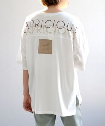 ANDJ/背中ロゴビッグTシャツ/503289384