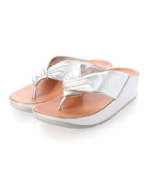FITFLOP/フィットフロップ fitflop TWISS (Silver)/503289410