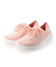 FITFLOP/フィットフロップ fitflop MARBLEKNIT SNEAKERS (Coral Pink Mix)/503289411