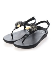 FITFLOP/フィットフロップ fitflop LAINEY UNDER THE SEA  BACK-STRAP SANDALS (Black)/503289414
