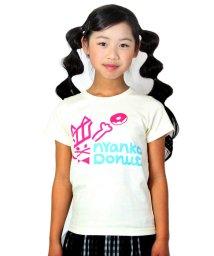 UNICA/nyanko donut Tシャツ100~140/503290341