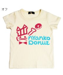UNICA/nyanko donut TシャツXS~M/503290342