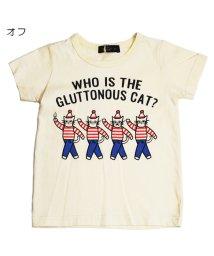 UNICA/GLUTTONOUS CAT TシャツXS~M/503290348