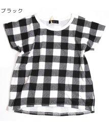 UNICA/チェックTシャツXS~M/503290366