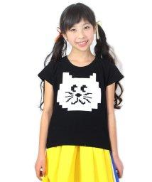 UNICA/デジタルネコTシャツ100~140/503290367