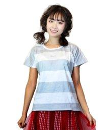 UNICA/ロゴボーダーTシャツXS~M/503290372