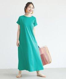 coca/ロング丈シンプルコットンカットソーワンピースcocaオリジナル/502027552