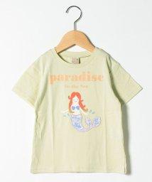 petit main/マーメイドシアーアップリケTシャツ/503275303