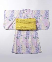 petit main/藤の花浴衣/503278582