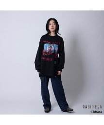 RADIO EVA/Asuka Langley Shikinami-Test Plug Suit L/S Tee/503287329