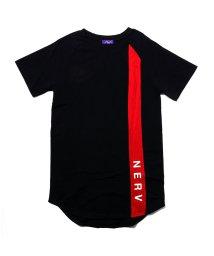 RADIO EVA/EVANGELION RAGLAN SLEEVE LINE T-Shirt/503287342