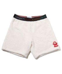 RADIO EVA/CAN(NOT) Boa Fleece Short Pants/503287356